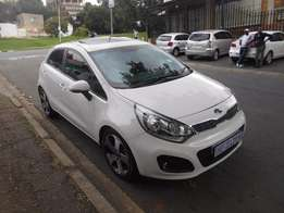 Immaculate condition 2012 Kia Rio1.4 Full house