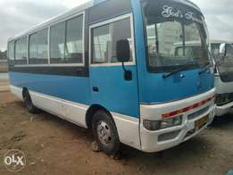Ideal for tours or instituton or school.bus