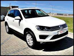 Volkswagen Touareg V6 180Kw Bluemotion - Pure White