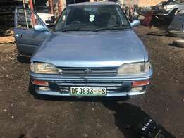TOYOTA TAZZ ...1.3 ... stripping for spares