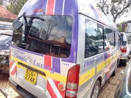 Toyota Hiace for sale!