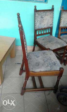 Antique strong dinning seats from germany at 8500ksh each Nairobi CBD - image 4