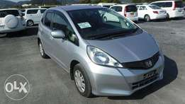 Honda Fit Year 2011 Automatic 2WD Silver Color KCP Ksh 699K