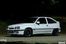 1991 Opel Kadett superboss