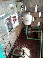 Water pumps/solar waters heaters installation and repairs