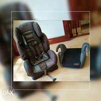 Chelino Car Seat and Booster Seat