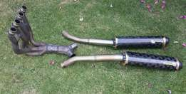 Two Brothers Full Exhaust System