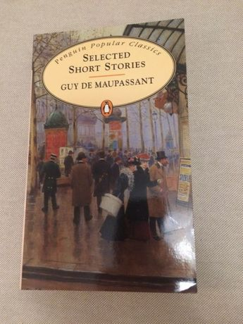 Selected Short Stories Guy De Maupassant Po Angielsku Wrocaw