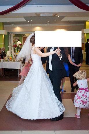 Koronkowa Suknia ślubna Włocławek Olxpl