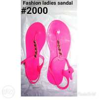 Fashion ladies sandal