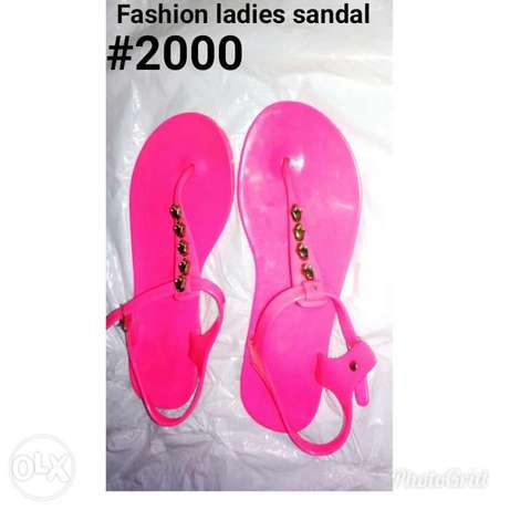 Fashion ladies sandal Moudi - image 1