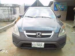 Clean Honda Crv 04 for sale