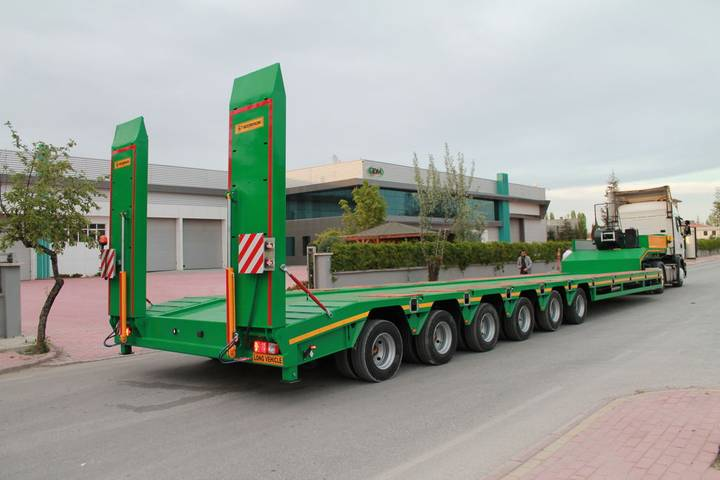 2019 NEW 6 AXLE (MANUFACTURER COMPANY) - 2018