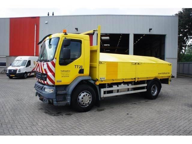 DAF Lf55-250 / Automatic / Low Kilometers / Euro-5 / 2 - 2009