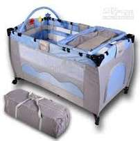 Foldable Baby cot/playpen
