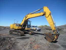 Earthmoving , mining and truck auction