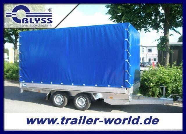 Blyss Hochlader 400x200x200cm 2700 kg GG