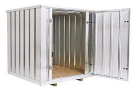 Galvanized Steel Storage Shed (Container) from 6 and 12 meters
