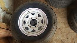 Special price!!! Mags + Tyres Combo