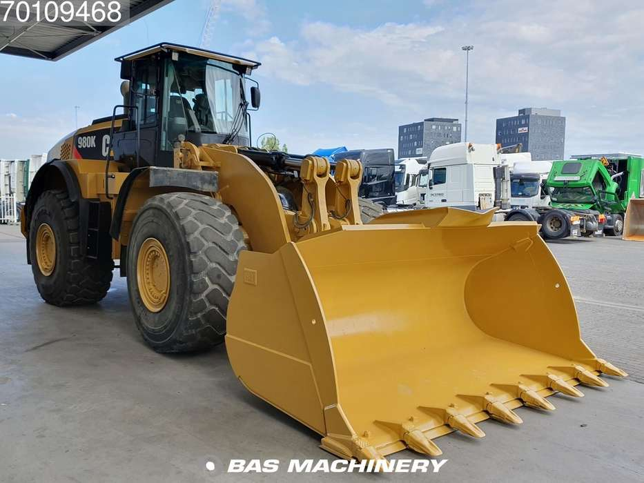 Caterpillar 980 K Nice and clean condition - 2014 - image 3