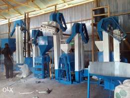 shifter maize mill