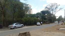 Commercial Plot in UpperHill near Crown Plaza, 100% Level, on tarmac