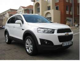 For sale 2014 Chevrolet Captiva 2.4 LT A/T