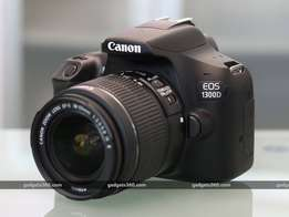 Canon eos 1300D with all accessories