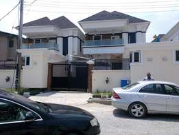 5 bedroom detached duplex for sale at Osapa Lekki
