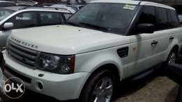 Super Sharp Range Rover Sport HSE 2006 (White)