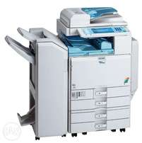 ricoh aficio c 2800 color ptinter/photocopier/scanner