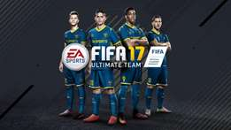 FIFA 17 Full PC Game Shared Origin Account