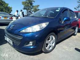 Peugeot 207,fully loaded kcp