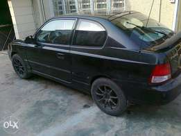 neatly used hyundai accent gsi