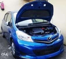 Fully Loaded Toyota Vitz 2011 Latest Model with body kit