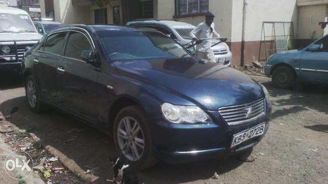 Toyota Mark X, KBS, auto, year 2005, accident free. Parklands - image 4