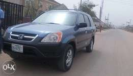 A Very Clean Honda CRV SUV for QUICK Grab