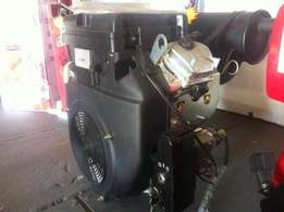 25HP Motor - V Twin Millers Falls Stationary Engine NEW
