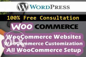 We will creating a responsive wordpress website with Elementor pro