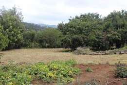 50*100 plot on sale - Oloolua ngong