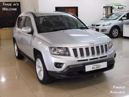 2013 Jeep Compass 2.0 Limited now available at Eco Auto Mbombela