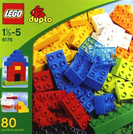 Lego Duplo 6176 Zestaw Podstawowy Gliwice żerniki Olxpl