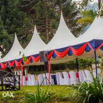very affordable tents,tables and chairs for hire