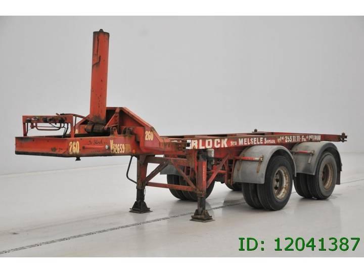 MOL 20 ft - spring suspension - 1978
