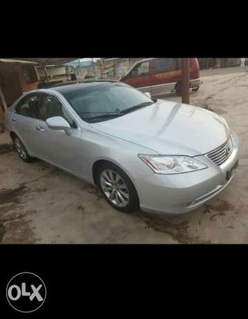 2009 Lexus Es350 Thumbstart Full Options Lagos Mainland - image 1