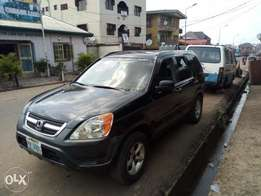Honda C R V jeep for sale