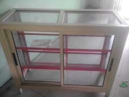 Glass shelve