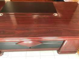 Mahogany Executives Office Desk.