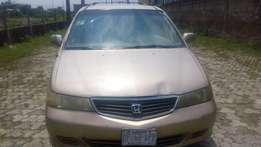 Honda Odyssey 2001 model for fast sell