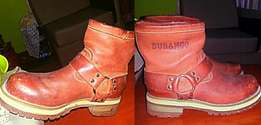 Durable,fashionable designer boot in good condition